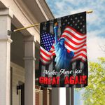 Make America Great Again Flag QNK295F