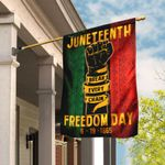 Juneteenth Freedom Flag DLP10F