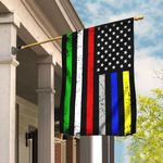 First Responder Flag THH2386F