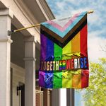 LGBT Progress Pride Flag THN2233F