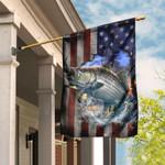 Striper Fishing Flag DDH1597F