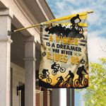 Bicycle Motocross Flag DDH1552F