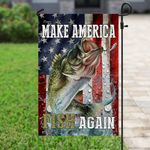 Make America Fish Again Flag PN161F