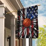 Basketball American Flag DDH1706Fv2