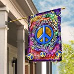 Every Little Thing Is Gonna Be Alright Hippie Flag TRN64F1