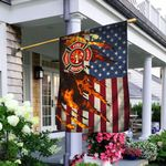 Firefighter American Flag THB2499F