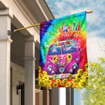 Hippie Be Kind Flag THH2313F