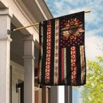 Native American Sunflower Flag DBX1640F