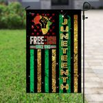 Proud Juneteenth Flag PN182Fv6