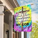 God Jesus Christian Way Maker Hippie Flag THB2183F