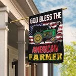 God Bless The American Farmer Flag QNK361F