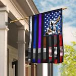Jiu Jitsu Flag MLH1007F