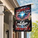 Veteran. A Proud American Flag THH2317F