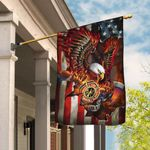 Firefighter Pride. American Eagle Flag THB2148F