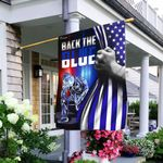 Police Law Enforcement. Back The Blue Flag THB2391F