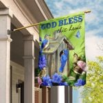 God Bless This Home Flag QNN09F