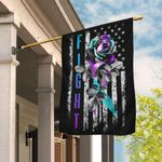 Suicide Prevention Awareness Flag THH2379F