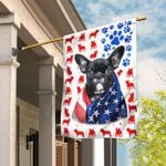 Frenchies American Flag DBX1742F
