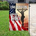 One Nation Under God Flag PSL103F