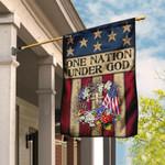 One Nation Under God  Flag MLH939F