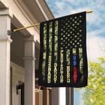 Husband Daddy Protector Hero U.S. Army Flag DBX1563F