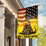 Don't Tread On Me. We The People Libertarian Gadsden Flag THB2198F