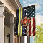 Firefighter American Flag DBX1682F