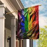 Pot For Pride LGBT Flag DBX1641F