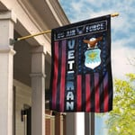 Proud U.S Air Force Veteran Flag PSL266F