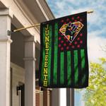 Juneteenth. African American Flag THN2103F1