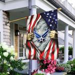 United States Air Force America Flag THB2451F