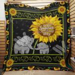 Elephant M0903 85O41 Blanket