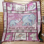 Elephant M0502 83O34 Blanket