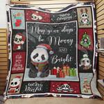 Christmas Panda Blanket AU2902 90O42