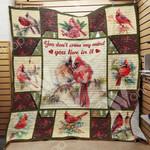 Cardinal Bird Blanket JL1104 90O35
