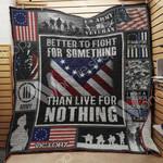 Veteran US Flag Blanket JL1003 83O35