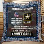 Army Veteran Blanket JN1701 83O31