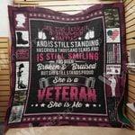 Veteran Women Blanket JN0602 82O34