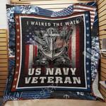 Navy Veteran Blanket JN0602 81O33