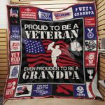Veteran Grandpa Blanket JN1502 85O44