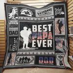 Veteran Dad Blanket JN0702 81O42