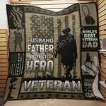 Veteran Dad Blanket JN1402 85O36