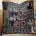 Veteran Blanket JN0502 87O36