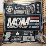 Veteran Mom Blanket JN2701 82O34