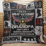 Army Veteran Blanket JN1301 85O35
