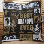 Veteran Grandpa Blanket JN1005 83O35