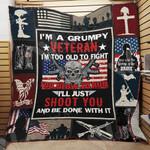 Veteran Blanket SEP2302 95O47