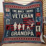 Veteran Grandpa Blanket JN0702 83O44