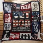 Veteran Dad Blanket JN0303 83O47