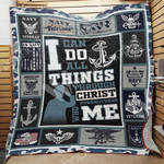 Navy Veteran Blanket JN0302 87O42